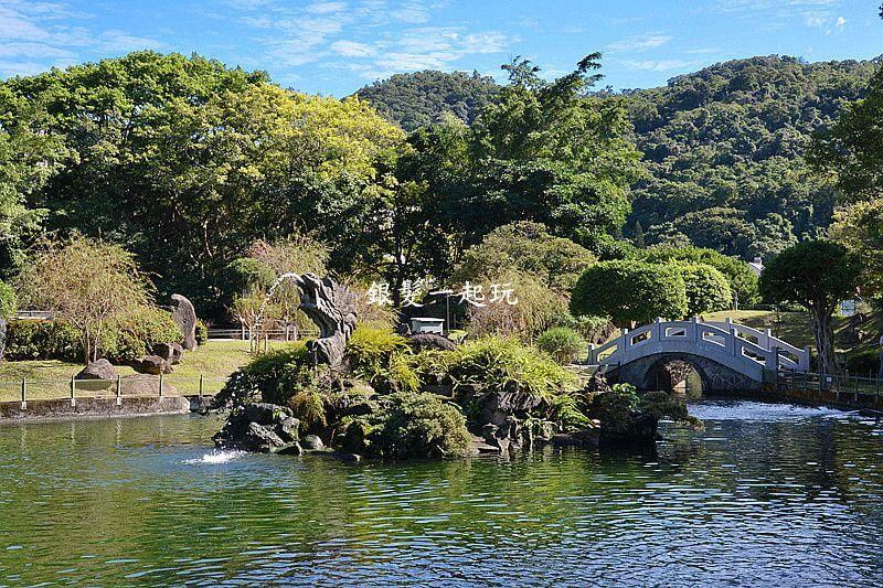 敬老卡坐捷運│故宮至善園:漫遊歷史、慢游生活,絕不容錯過的中國風古典庭園。