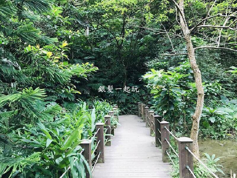 敬老卡座捷運 富陽自然生態公園