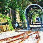 敬老卡坐捷運 深澳鐵道自行車