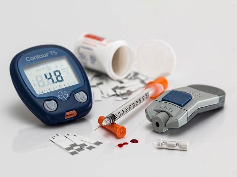 糖尿病營養補充品