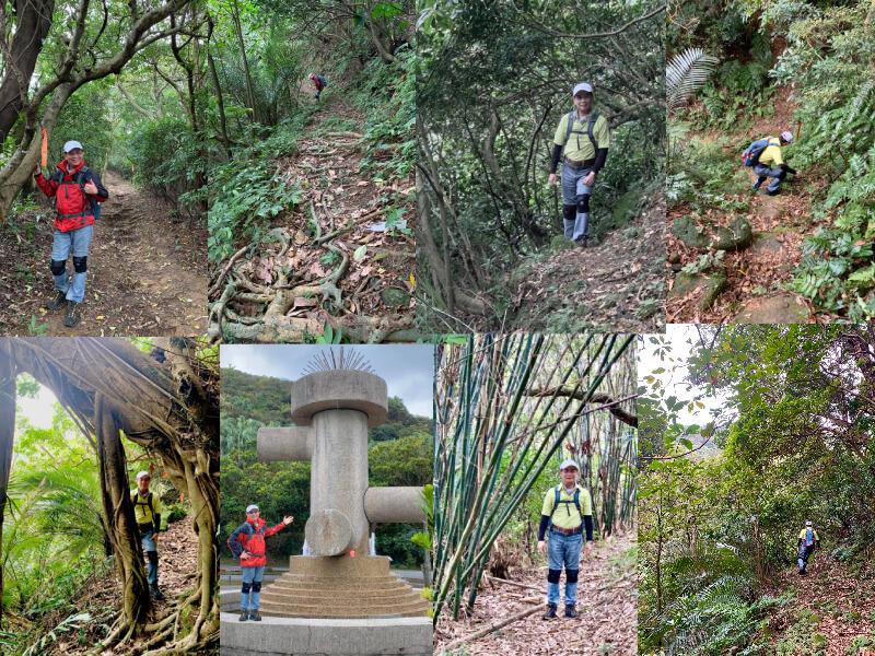 龍崗自然生態步道