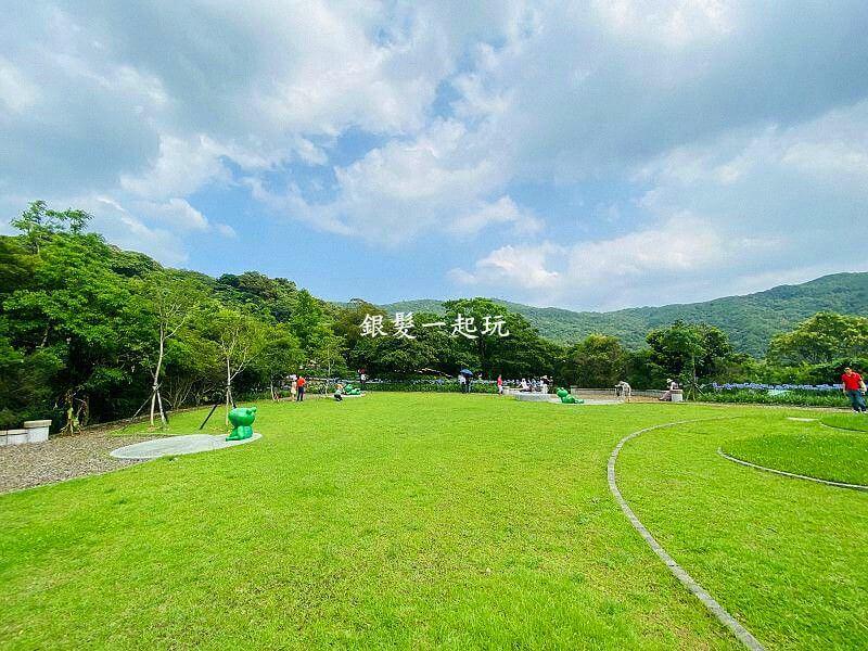 敬老卡坐捷運│內雙溪自然中心