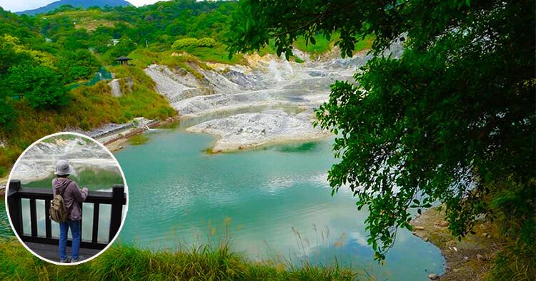 硫磺谷步道+龍鳳谷