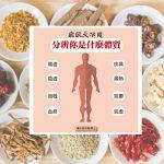 八大體質養生法