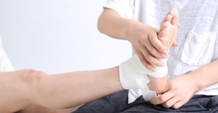 肌腱炎/足底筋膜炎/扭傷