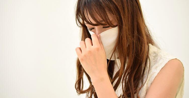 感冒過敏新冠肺炎