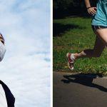 戴口罩運動