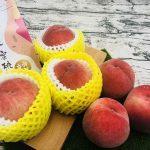 日本空運直送頂級水蜜桃