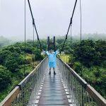 敬老卡坐捷運│冷水坑+牛奶湖+菁山吊橋