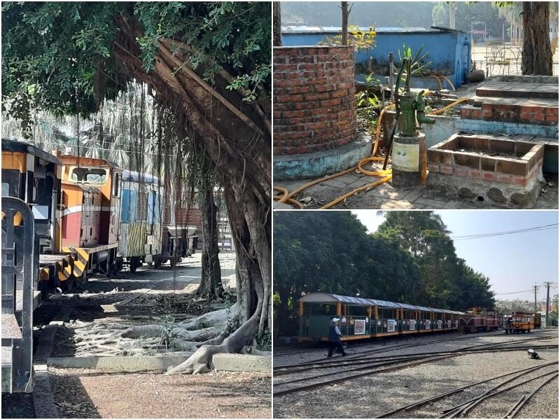 台南後壁烏樹林車站