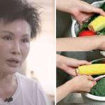 蔬菜處理法