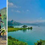 日月潭自行車環湖